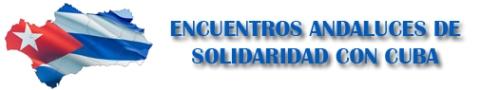 Solidaridad con Cuba en Andalucía
