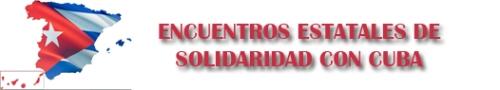 Solidaridad con Cuba en España