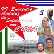 VI Encuentro Andaluz de Solidaridad con Cuba